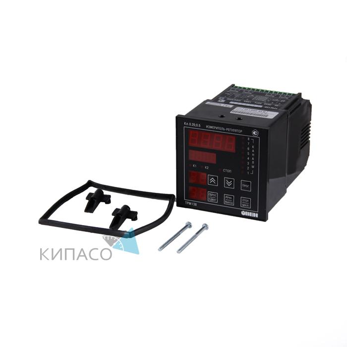 ОВЕН ТРМ138 измеритель-регулятор восьмиканальный